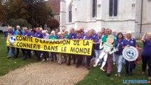 """Les """"cons"""" de France réunis à Bourg-en-Bresse"""