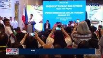 Pangulong Duterte, binigyang diin na hindi niya ipinag-uutos ang pagpatay sa mga inosente
