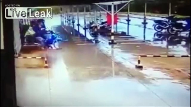 LiveLeak - Man Shot In Front Of Security Camera Watch Free Online