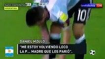 Un commentateur argentin insulte Lionel Messi en direct lors du match Argentine-Pérou !