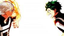 """{AMV} Izuku Midoriya VS. Shoto Todoroki l Shallow Side - """"TRY TO FIGHT IT"""""""