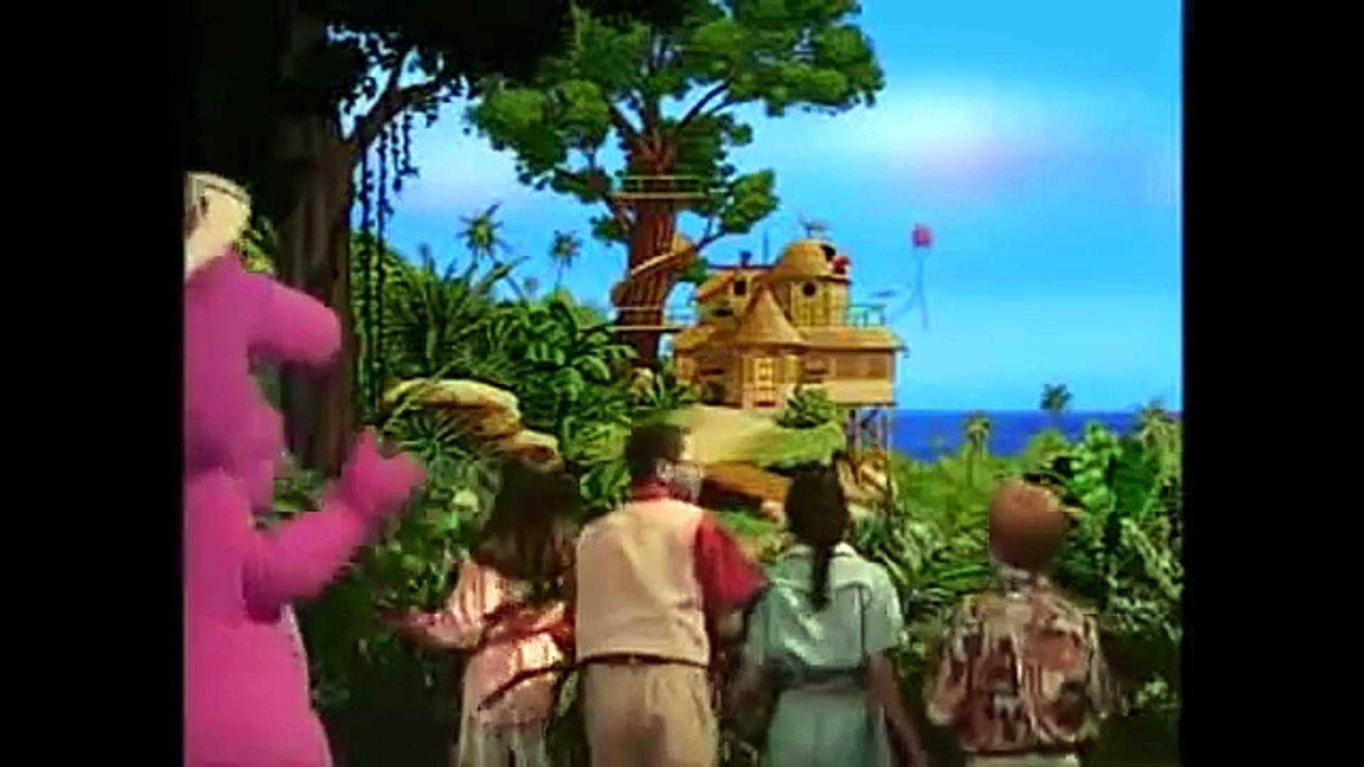 Barney and Friends - Imagination, Fun Fun Forest