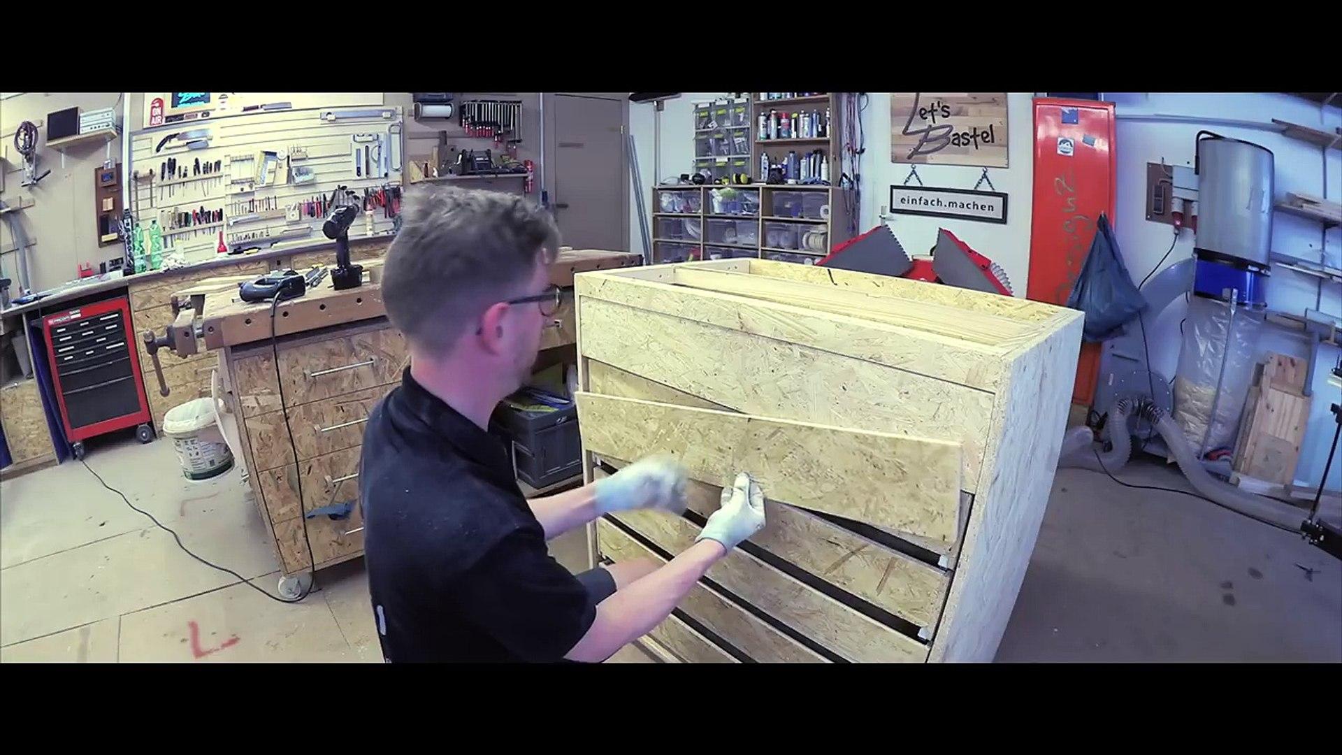 3 Werkstattschrank Mit Schubladen Selber Machen Einfach Schnell Günstig