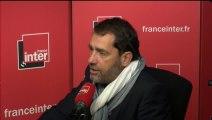 Christophe Castaner répond aux questions de Nicolas Demorand