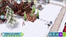 Et journée de de quête tutoriel procédure pas à pas hiver pays des merveilles Sims freeplay 1 12