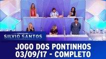Jogo dos Pontinhos - 03.09.17 - Completo