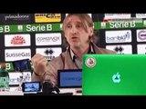 TG 21.11.14 Calcio, Davide Nicola in conferenza stampa pre partita Bari-Trapani