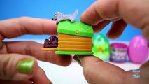 Surprise Mashems TMNT Fashems Littlest PetShop with Wall-E Surprise Eggs, (Wall-E- | WALL