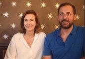 La Mante Rencontre avec Carole Bouquet et Fred Testot