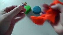 Enfants pour enfants Jardin denfants Apprendre jouer formes chansons le le le le la Doh surprise |