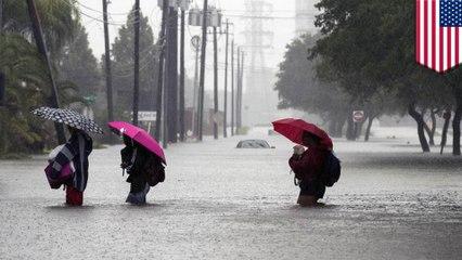 ทำไมภัยน้ำท่วมที่ถล่มเมืองฮุสตัน จึงรุนแรงเหลือจะรับ