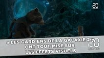 «Les Gardiens de la Galaxie 2» ont tout misé sur la crédibilité des effets visuels