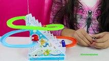 Pingüino pingüinos juguetón carrera juguetes Circuito   b2cutecupcakes hd