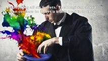 Magiciens qui mourut Pendant leur la magie trucs