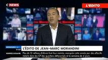"""Revoir le lancement de """"Morandini Live"""" tout à l'heure sur Cnews et Non Stop People - C'était en direct à 11h"""