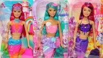 Et sont Bonbons poupée poupées gemme sirène sirènes arc en ciel examen ces deux Barbie brarbie
