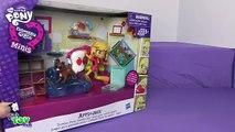 И бункер Мусорное ведро верховая езда девушки Мини вечеринка щенок Комплект дремота искриться Спайк игрушка сумерки MLP  