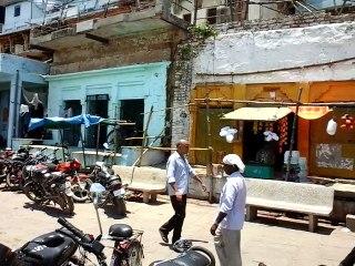 Un moment sur les ghats de Benares