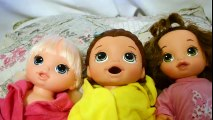 Baby Alive Wet The Bed At Baby Alive Sleepover! - Part 3 - baby alive videos