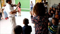 Rentrée en musique au groupe scolaire Pierre Mendès France (2)