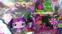 Rêves fées Fée réglisse fête animal de compagnie Boutique vidéo Lps limbo les plus petits gâteaux candyswirl