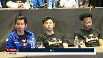 SPORTS BALITA: Huelgas, Asian games ang target
