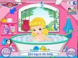 Bébé balle Cendrillon shabiller Jeu des jeux Princesse disney disney
