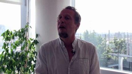 Interview d'Edouard Zambeaux, président de l'association Médiation nomade