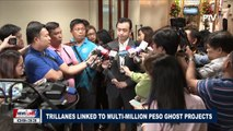 Trillanes linked to multi-million peso ghost projects