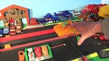 Et voiture des voitures drôle foudre rencontre coureur ré avec Pixar riplash mcqueen mater francesco b