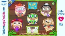 Aventures et enfants des familles pour des jeux enfants Apprendre des lettres pourquoi avec Alphabet superabc