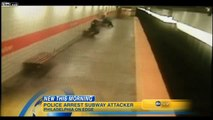 Donna Aggredita e gettata sui binari della metropolitana