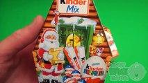 Et Chocolat Noël édition des œufs grande grand Nouveau ouverture spécial jouets onu Kinder surprise santa
