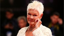 Judi Dench Says Making Movies Gets Frightening With Age