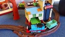Et pour amis amusement amusement enfants Ensembles jouet Entrainer les trains Zip *: français Thomas 2x trackmaster zoom avalanc