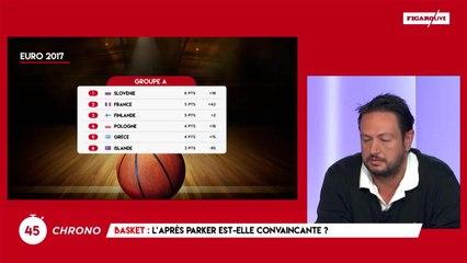 Basket : l'après Parker est-elle convaincante