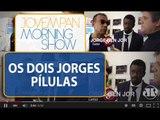 Jorge Ben Jor inspira-se em frase do Toquinho para fazer música | Morning Show