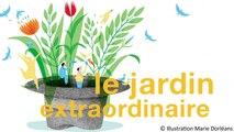 Jacques Haurogné chante Charles Trenet - Le jardin extraordinaire - chanson pour enfants