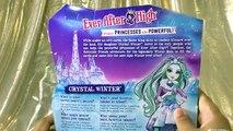Déjà après haute épique hiver Nouveau cristal hiver poupée examen