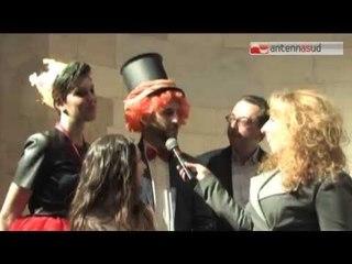 """TG 10.03.15 """"TeaTri@mo"""", a Bari un festival per celebrare la giornata mondiale del teatro"""