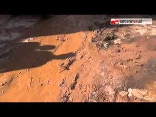 """TG 11.03.15 Dissesto idrogeologico: Puglia regione """"modello"""" in Italia"""