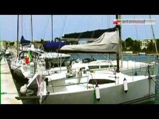 TG 12.03.15 Salone nautico a Brindisi, 150 stand espositivi e 160 imbarcazioni