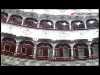 TG 12.03.15 Fondazione Petruzzelli, Carofiglio presidente cda