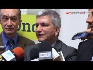 TG 13.03.15 Om Carrelli: la svolta grazie a Regione, Comune di Bari, Modugno e Asi