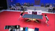 양하은vs사마라 2017 아시아태평양탁구리그 Yang Haeun vs Elizabeta Samara 2017 T2 Asia Pacific Tabletennis L