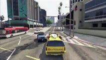 Dix voiture voiture les meilleures voiture grandiose dans vol Compilation de crash 5 gta v