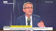 """Stéphane Troussel, président du Conseil départemental de Seine-Saint-Denis : """"Il y a quelques interrogations"""" sur les contrats aidés de l'Education nationale"""