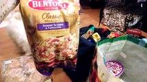 Vlog new: Walmart American Junk Food Party Snacks Haul (Birthday Cake Oreos! Red Velvet I