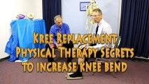 Sommet Avancée des exercices à augmenter genou plier genou remplacement