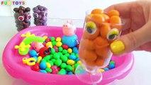 Bébé bain Chocolat les couleurs couleurs poupée Apprendre porc temps équipe jouets m